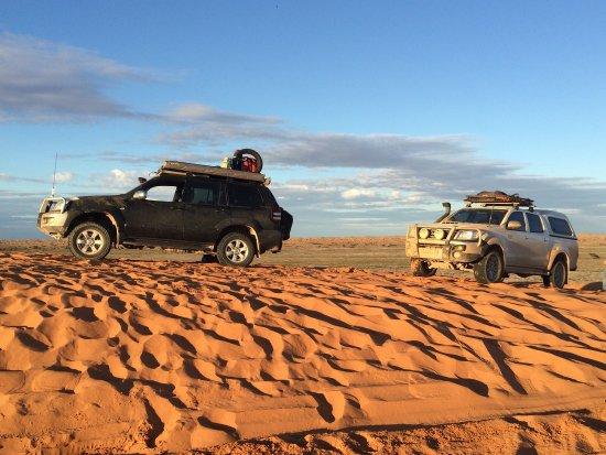 Birdsville, Australia: Big Red Sand Dune