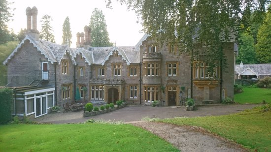 Saint Briavels, UK: photos of hotel and grounds