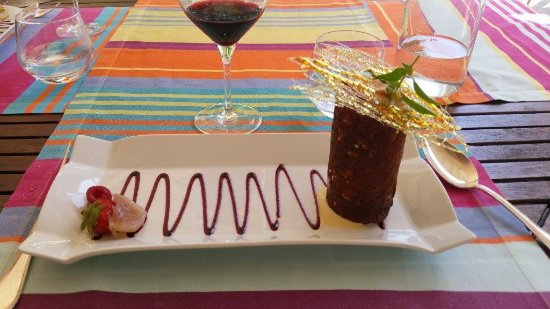 Jurancon, Francia: Dessert