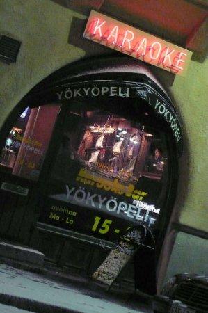 Karaokebar Yökyöpeli