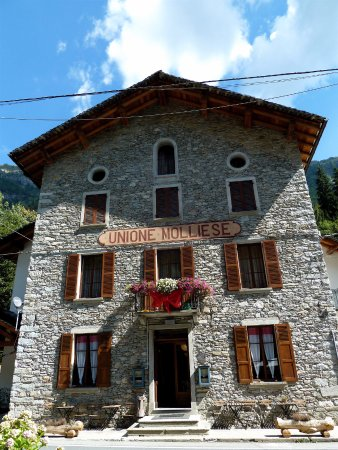 Mollia, Włochy: L'Unione Molliese albergo e ristorante