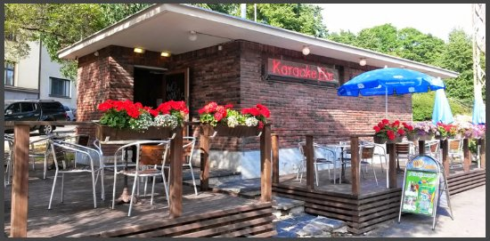 Karaokebar Restroom