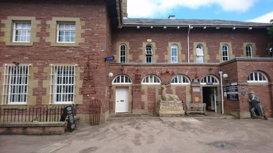 Littledean, UK: little dean jail amazing trip