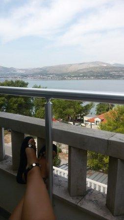 Arbanija, Kroatien: Hotel Sveti Kriz