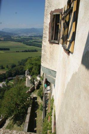 Launsdorf, Austria: Lekker hoog en machtig