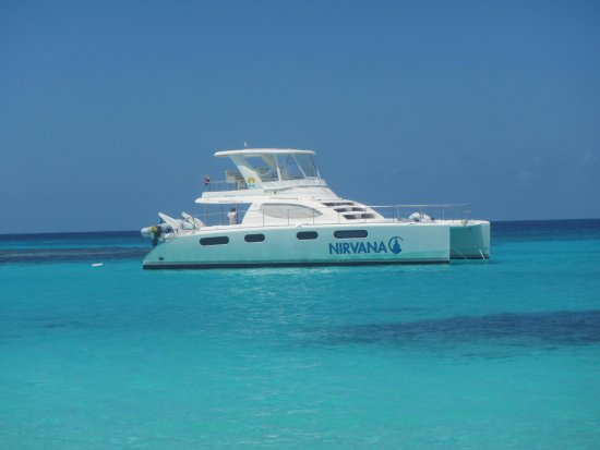 Oyster Pond, St. Maarten/St. Martin: Nirvana offshore Anguilla