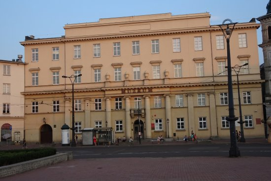 Museum of Archaeology and Ethnography in Lodz