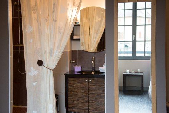 Beaulieu-sur-Dordogne, France : Chambre Premium