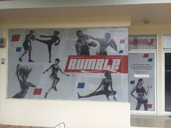 Phuket Rumble Fitness