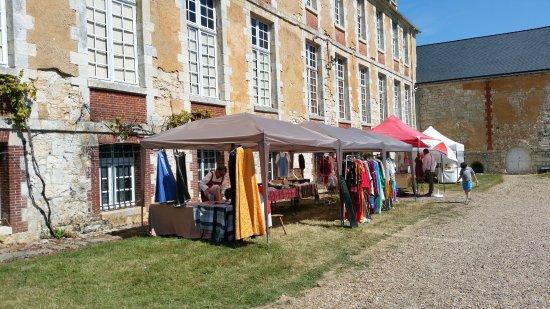 Haute-Normandie, Frankreich: Boutiques médiévales