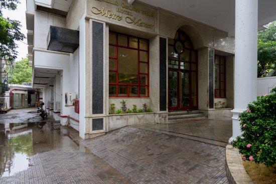 地鐵莊園飯店照片