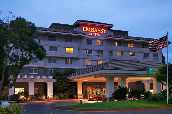 Embassy Suites Hotel San Rafael-Marin County/Conference Center