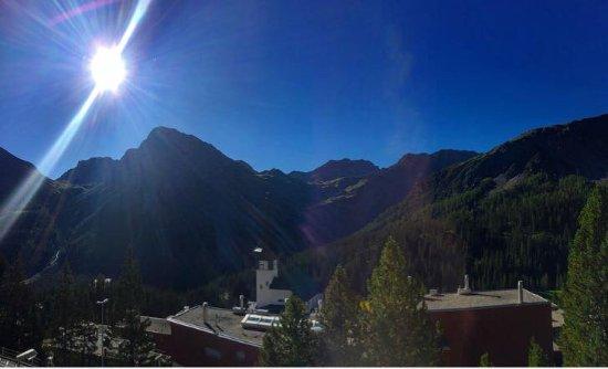 Hotel Streiff: Dies ist ein Foto von unserem Balkon im 2. OG