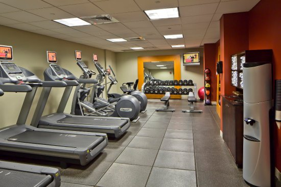 Embassy Suites by Hilton Secaucus - Meadowlands: Fitness Center