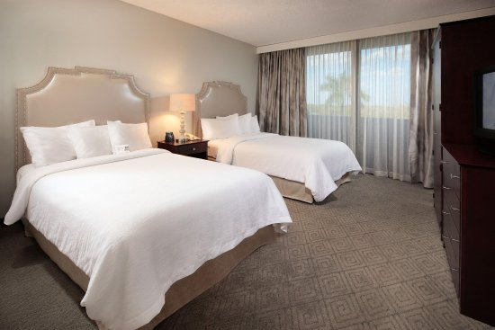 Embassy Suites by Hilton Boca Raton: Two Double Beds Guest Room