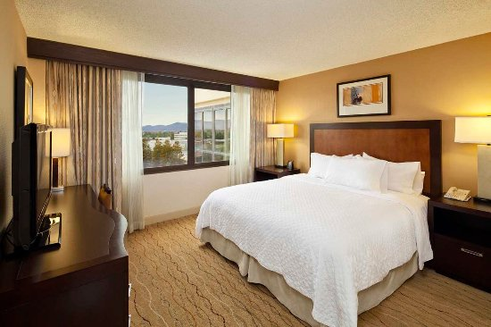 Embassy Suites by Hilton Hotel Santa Clara: King Room
