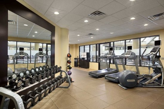 Centennial, CO: Fitness Center