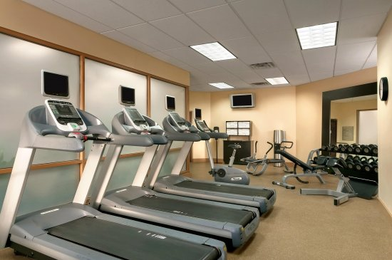 Embassy Suites North Shore / Deerfield: Fitness Center