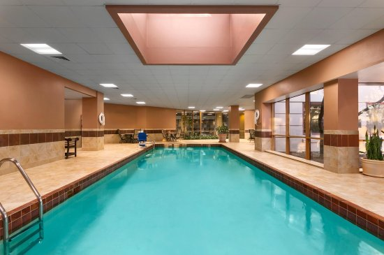 Embassy Suites North Shore / Deerfield: Swimming Pool