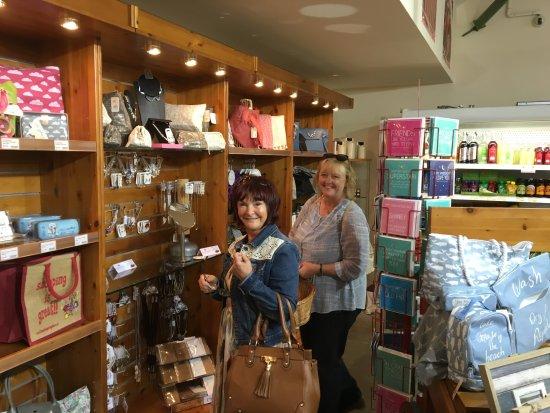 Laurencekirk, UK: Gift/Deli Shop