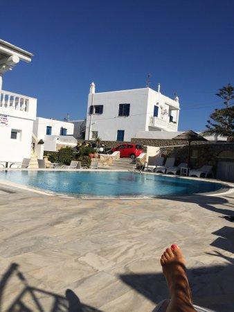 写真Domna Petinaros Apts Hotel Mykonos枚