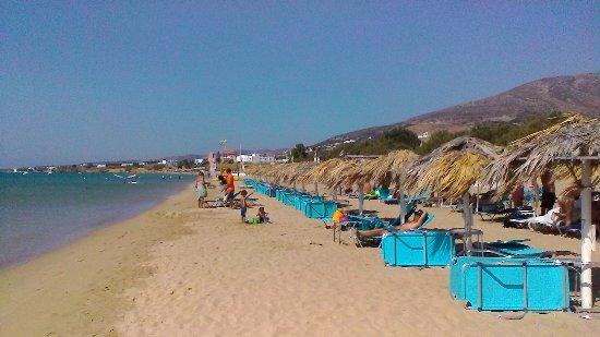 Golden Beach Ombrelloni Tutti Prenotati