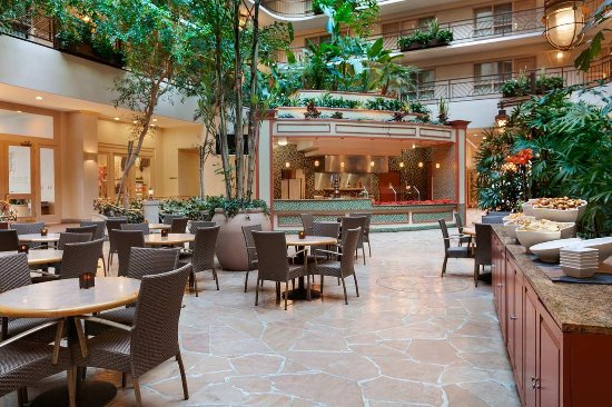 Embassy Suites by Hilton San Francisco Airport - South San Francisco : Complimentary Evening Reception