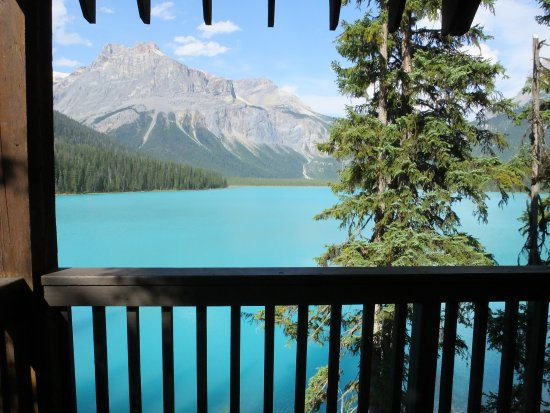 Emerald Lake Lodge Foto