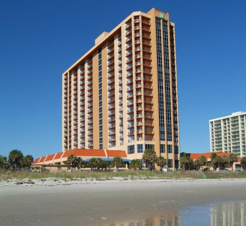 Image result for embassy suites myrtle beach
