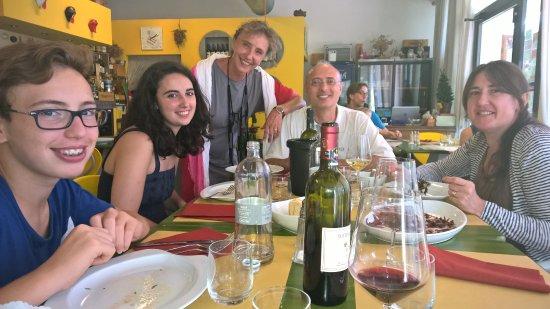 Braccagni, Italia: Che bel pranzo!