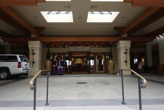 Main Entrance Picture Of Monterey Plaza Hotel Spa Monterey Tripadvisor