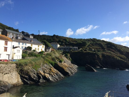 Portloe, UK: Room with a view