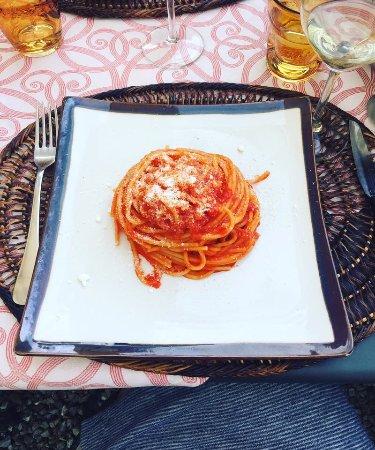 Paciano, Włochy: delicious!