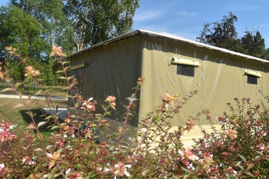 Le Lude, Francia: Bungalow Toilé