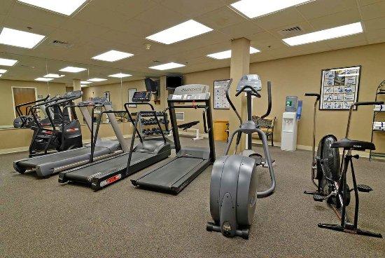 Homewood Suites Hartford Farmington: Fitness Center