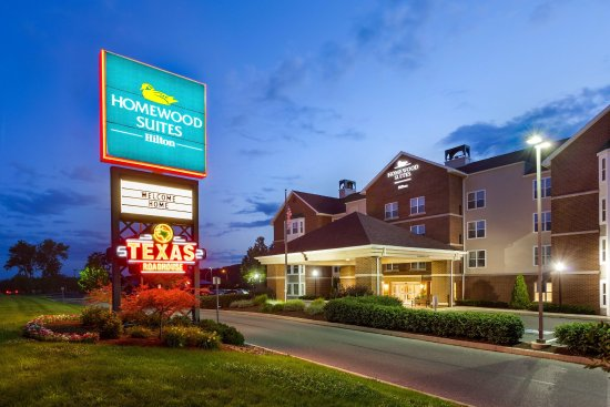 Homewood Suites by Hilton Reading: Hotel Exterior