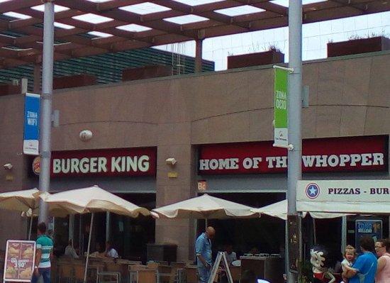 Burger king coupons gran canaria