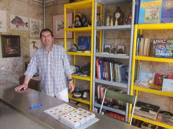 Colecionismo Velharias