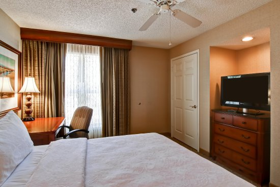 Irving, TX: King Bed