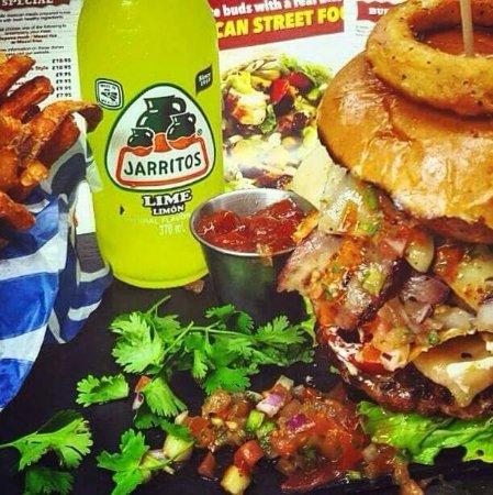 Basildon, UK: Burgers