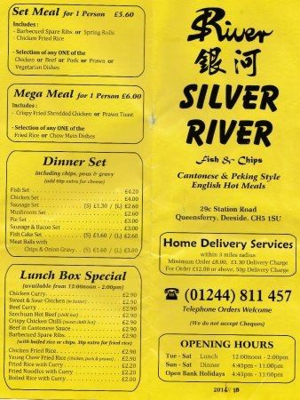 Silver River Chinese Restaurant