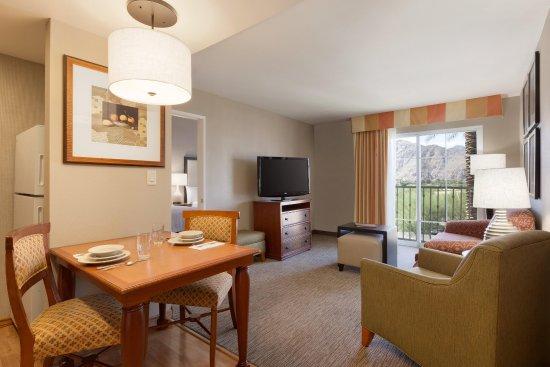 Ла-Кинта, Калифорния: 2 Queen 1 Bedroom