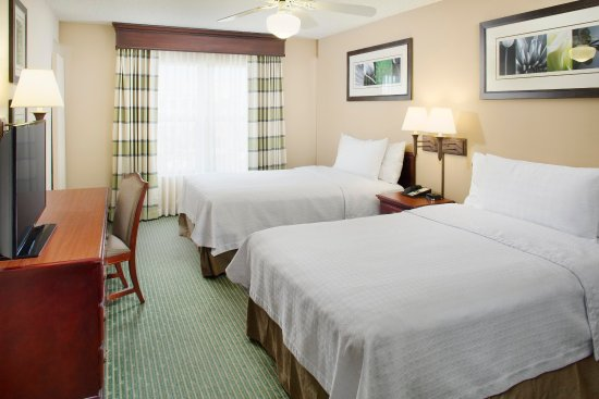 Maitland, FL: Two Double Beds