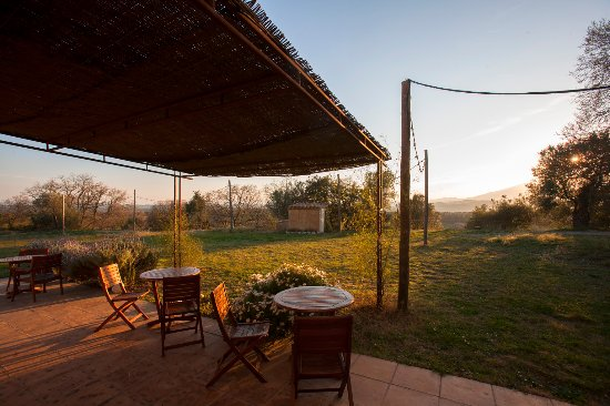 Vilanant, Hiszpania: Terraza