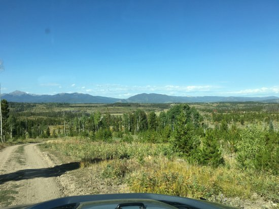 Tabernash, CO: Out for a drive!