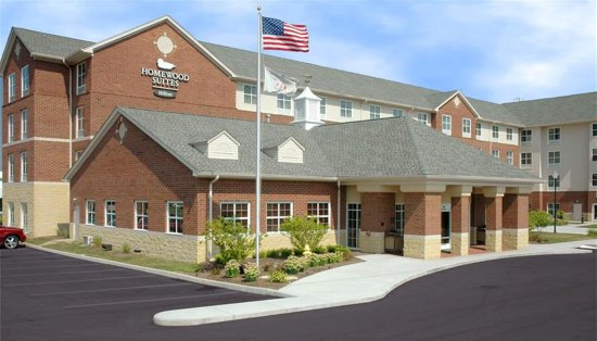 Welcome to the Homewood Suites by Hilton Cincinnati-Milford