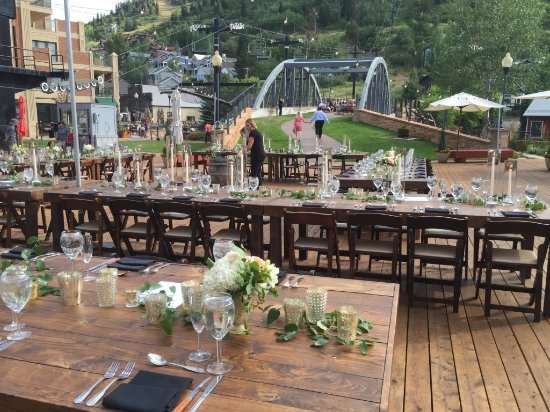 The Bridge Cafe And Grill Wedding Ceremonies
