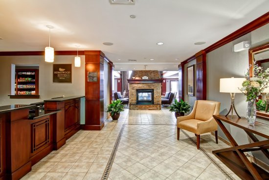 Stratford, CT: Front Lobby