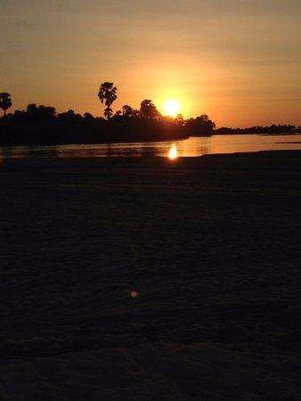Morogoro, Tanzania: Sunset