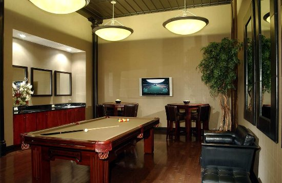 Homewood Suites by Hilton Indianapolis-Downtown: Billiard Room
